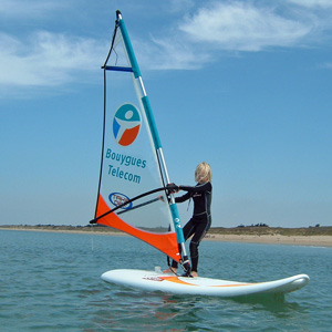Ecole De Voile Du Bois Plage Paddle Surf Planche A Voile Catamaran Voile Sur L Ile De Re
